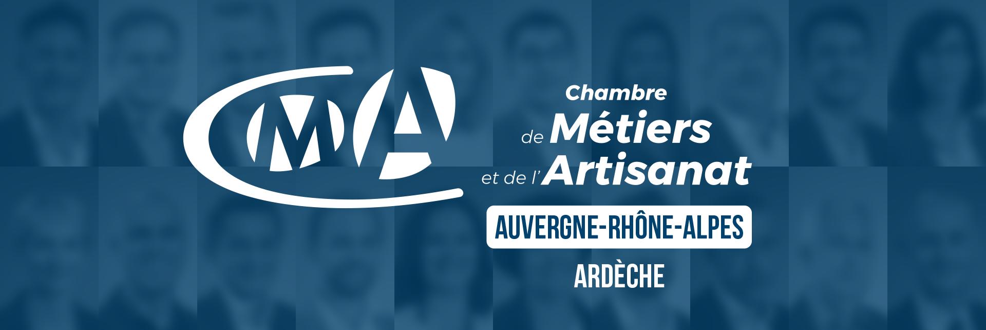 cma auvergne-rhône-alpes - équipe de direction CMA ardèche