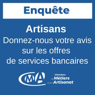 enquête accès aux offres de services bancaires